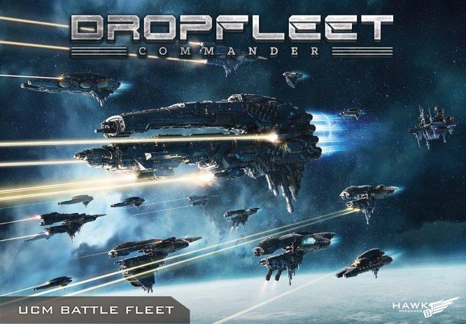 Dropfleet Commander: UCM - Battle-Fleet Box image