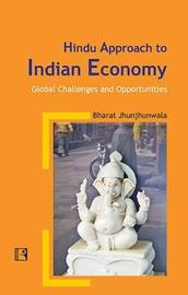 Hindu Approach to Indian Economy by Bharat Jhunjhunwala image