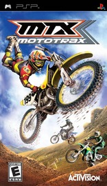 MTX: Mototrax for PSP image