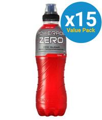 Powerade - Berry Ice Zero 750ml (15 Pack)