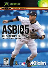 All-Star Baseball 2005 for Xbox