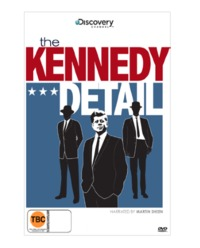 The Kennedy Detail on DVD
