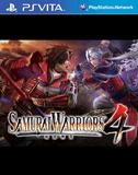 Samurai Warriors 4 for PlayStation Vita