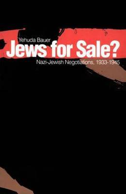 Jews for Sale? by Yehuda Bauer image
