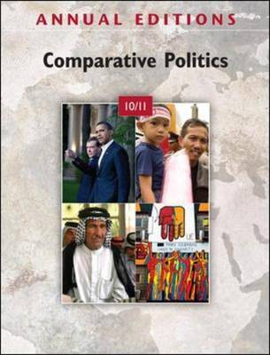Comparative Politics: 2010-2011 by Fiona Yap image