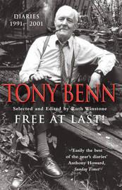 Free At Last by Tony Benn image