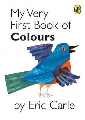 My Very First Book of Colours by Eric Carle image