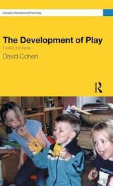The Development Of Play by David Cohen image