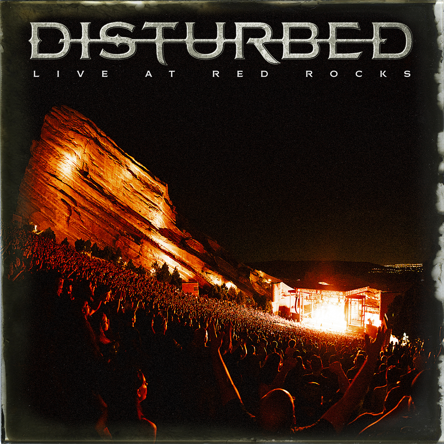 Live At Red Rocks by Disturbed image