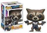 Guardians of the Galaxy: Vol. 2 - Rocket Raccoon (Dual Gun) Pop! Vinyl Figure
