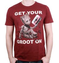 Guardians Of The Galaxy Get Your Groot On (XX-Large)