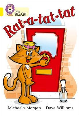 Rat-a-tat-tat by Michaela Morgan