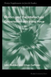 Politics and the Intellectuals image