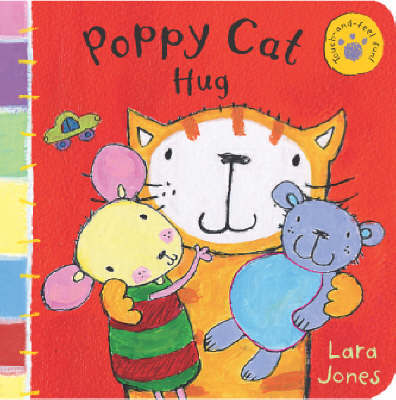 Poppy Cat Hug