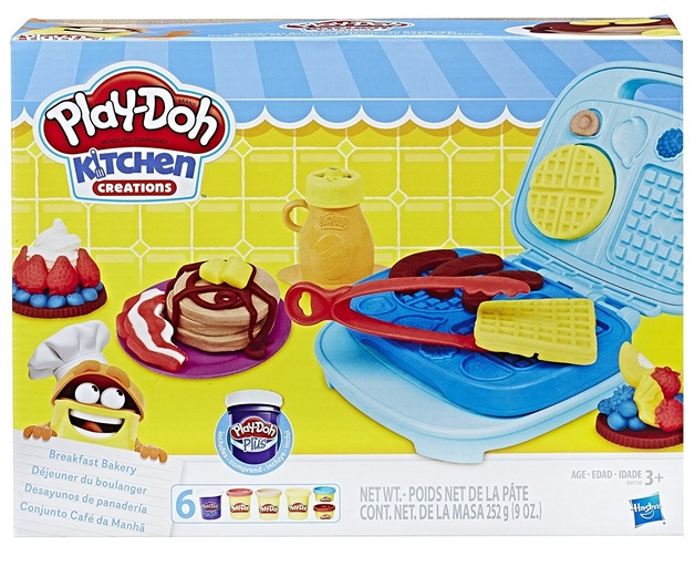 Play-Doh: Kitchen Creations - Breakfast Bakery