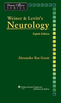 Weiner and Levitt's Neurology by Alexander Rae-Grant image