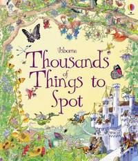 Thousands of Things to Spot (8 books in 1 volume) by Various ~