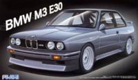 Fujimi: 1/24 BMW M3 E30 - Model Kit