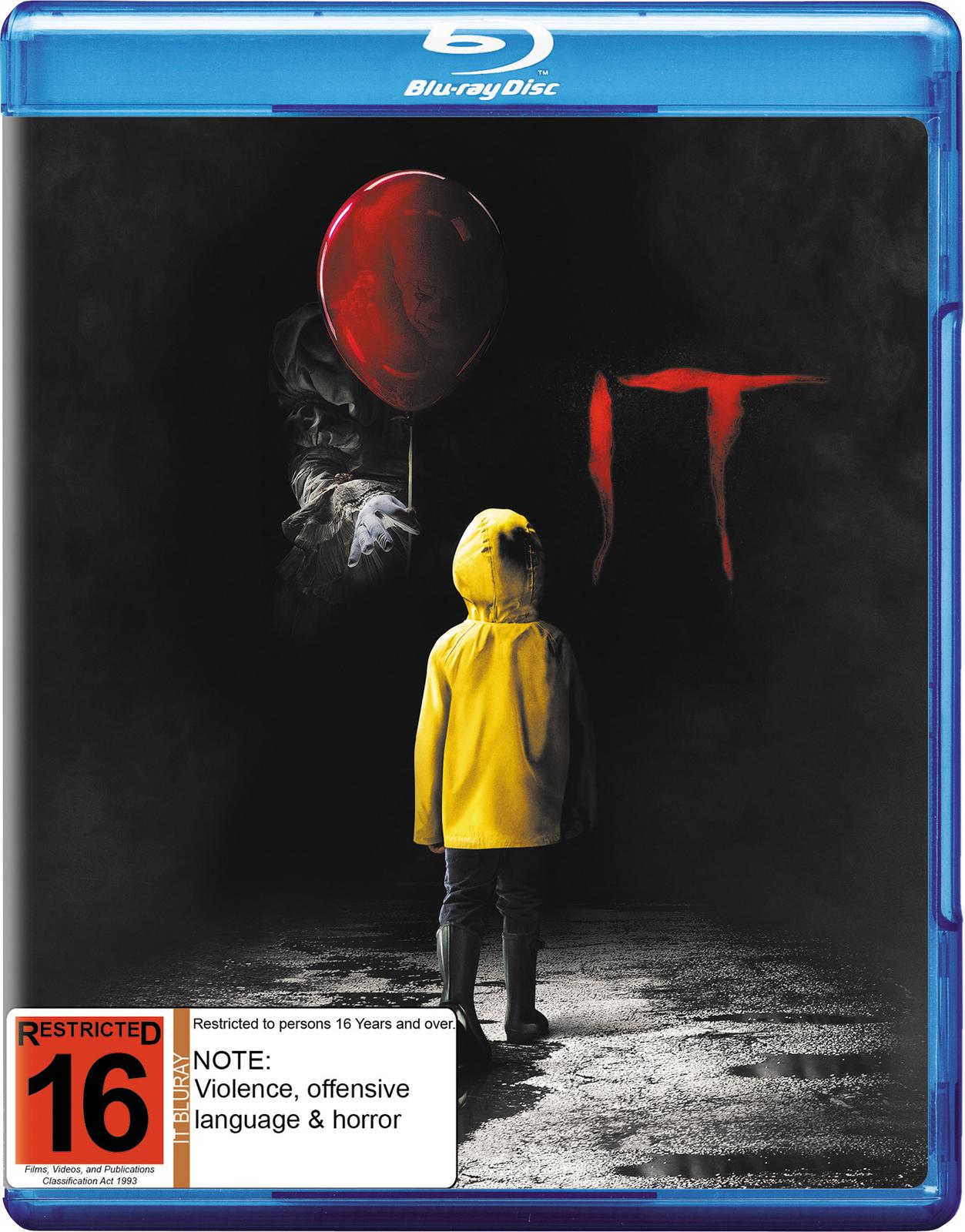 It (2017) on Blu-ray image