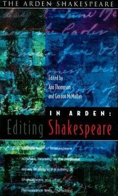 In Arden: Editing Shakespeare image