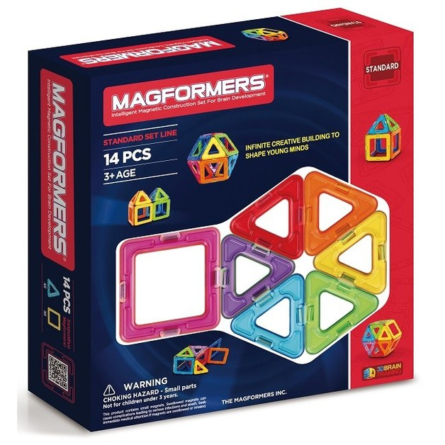 Magformers - 14 Piece Set