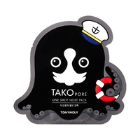 Tony Moly: Takopore One Shot Nose Pack