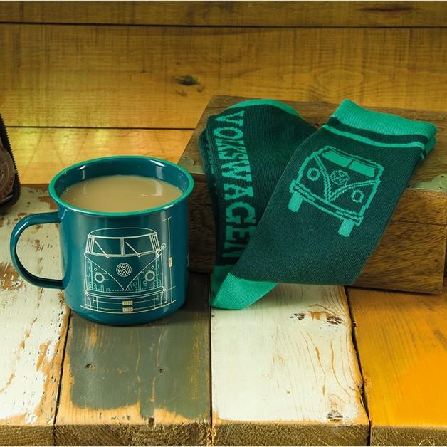 Campervan Mug and Socks Set
