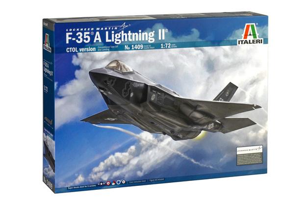 Italeri 1/72 F-35A Lightning II - Scale Model Kit