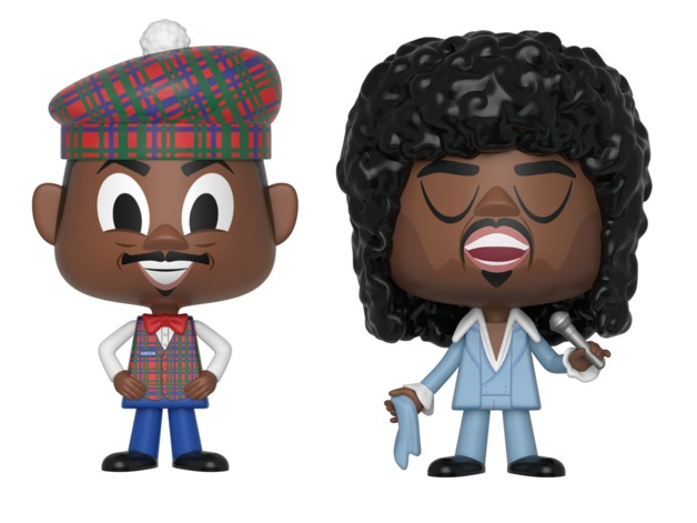 Coming To America: Akeem + Randy - Vynl. Figure Set