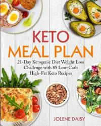 Keto Meal Plan by Jolene Daisy