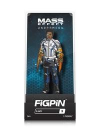 Mass Effect Andromeda: Liam Kosta (#5) - FIGPiN