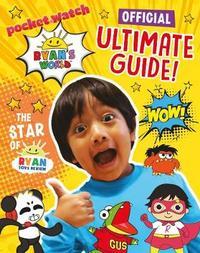 Ryan's World Ultimate Guide by Egmont Publishing UK