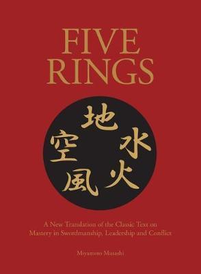Five Rings by Miyamoto Musashi