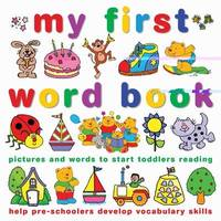 My First Word Book: Point and Say with the Teddy Bears by Joy Wotton image