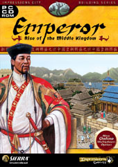 Emperor: Rise of the Middle Kingdom for PC