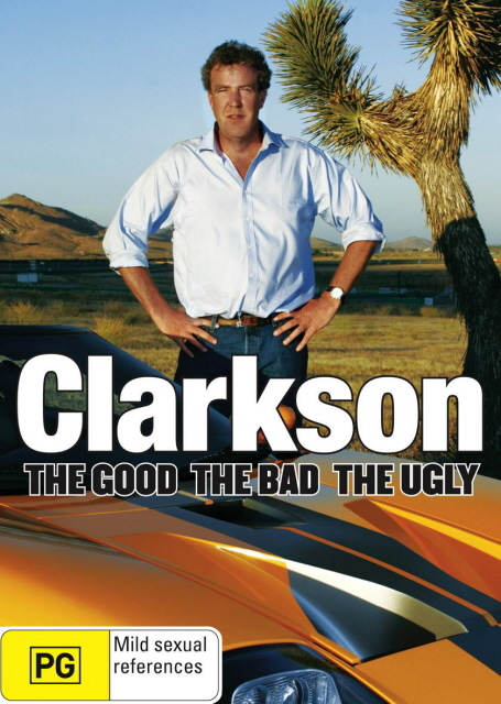 Clarkson - The Good The Bad The Ugly on DVD
