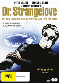 Dr. Strangelove - Special Edition on DVD