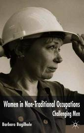Women in Non-traditional Occupations by Barbara Bagilhole image