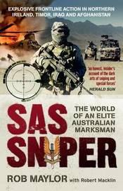 SAS Sniper by Rob Maylor