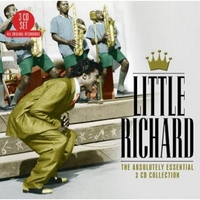The Absolutely Essential 3CD Collection by Little Richard