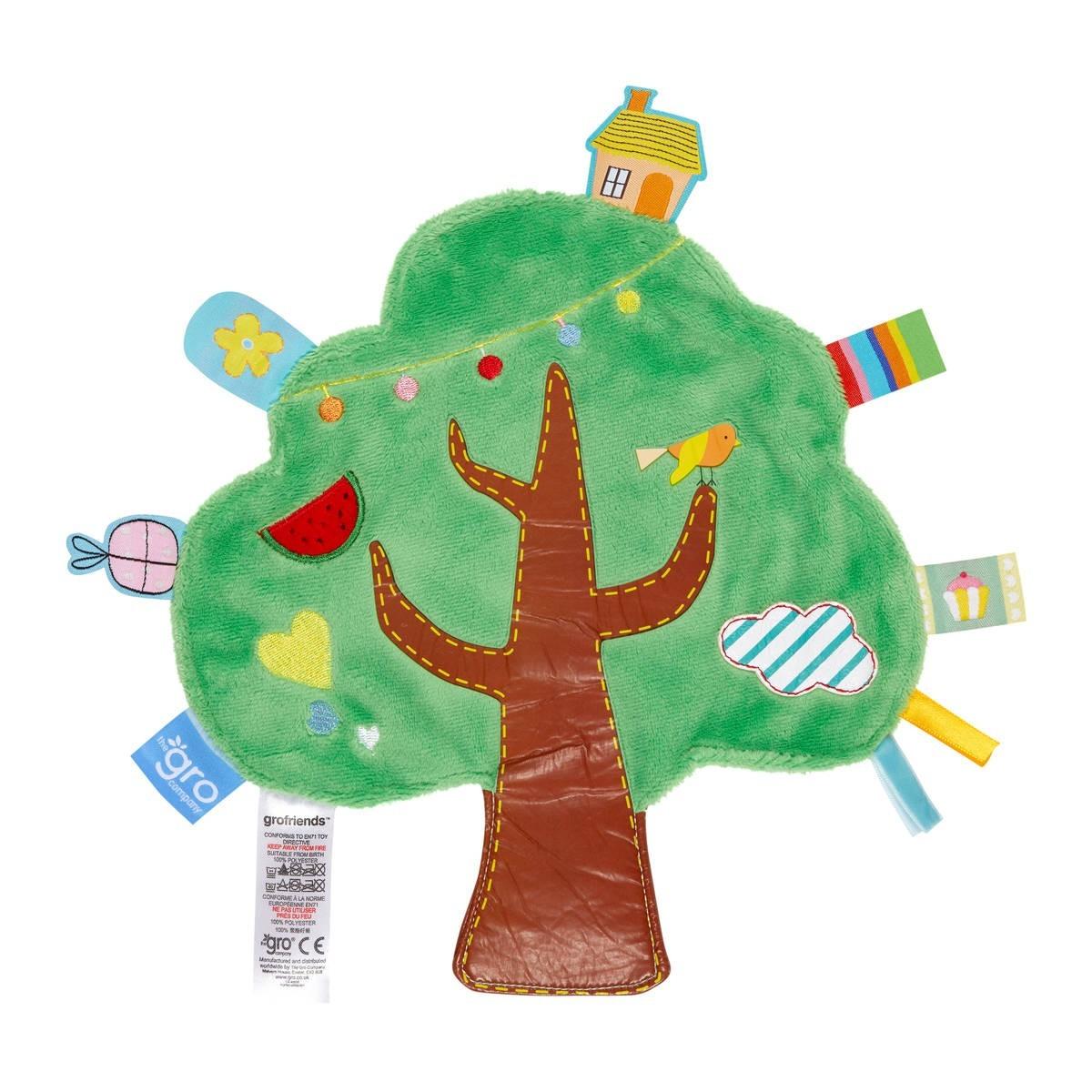 Gro Friend Flat Comforter (Tree House) image