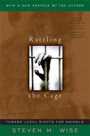Rattling The Cage by Jane Goodall