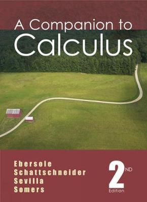 A Companion to Calculus by Dennis C. Ebersole