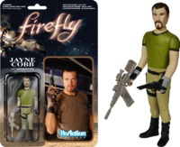 Firefly: Jayne Cobb - ReAction Figure