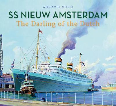 SS Nieuw Amsterdam by William H. Miller