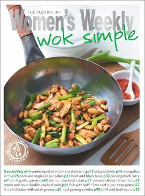 Wok Simple by The Australian Women's Weekly image