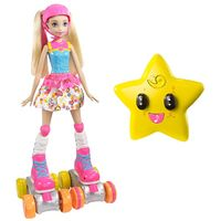 Barbie: Video Game - R/C Roller Skating Doll