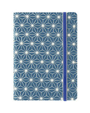 Filofax - A5 Notebook - Impressions (Blue & White)