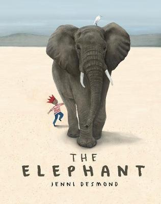 The Elephant by Jenni Desmond image
