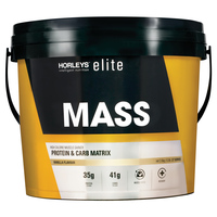 Horleys MASS Protein Powder - Vanilla Deluxe (2.5kg)
